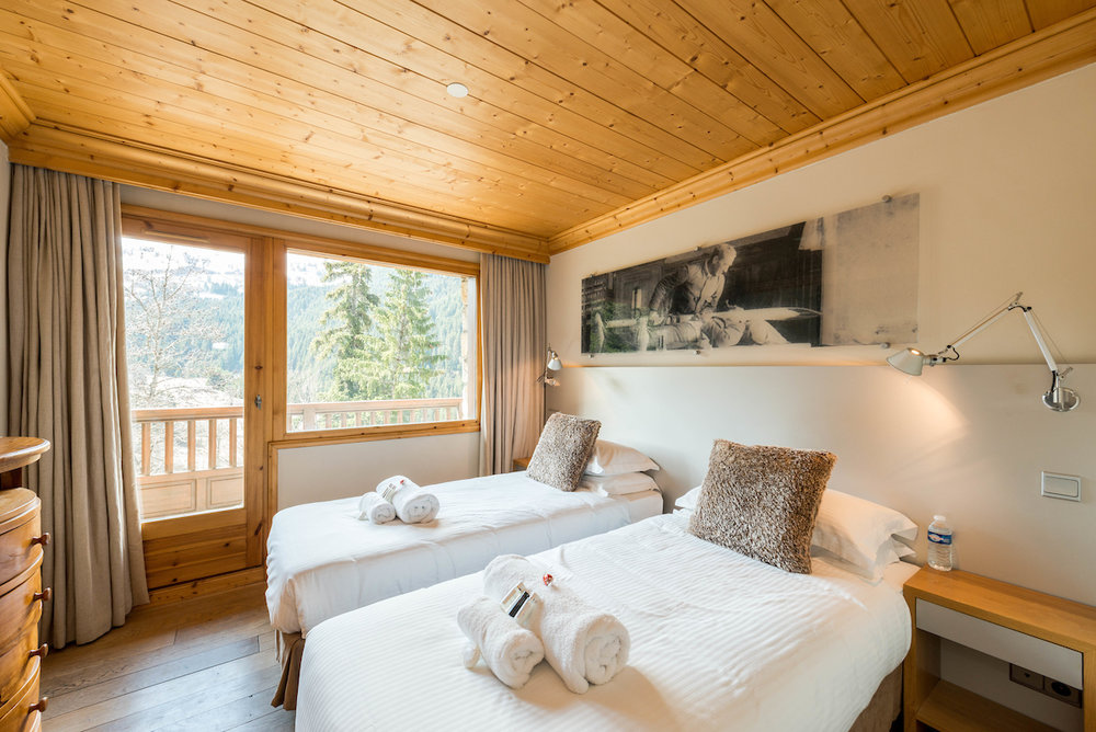 Chalet Aurora - Bedroom 2