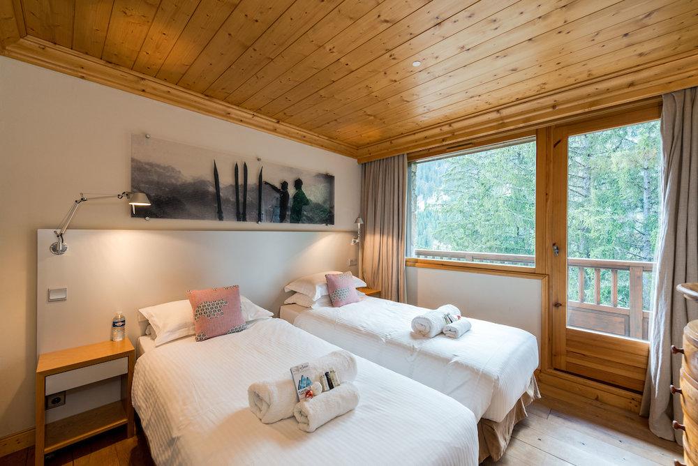 Chalet Borealis - Bedroom 2