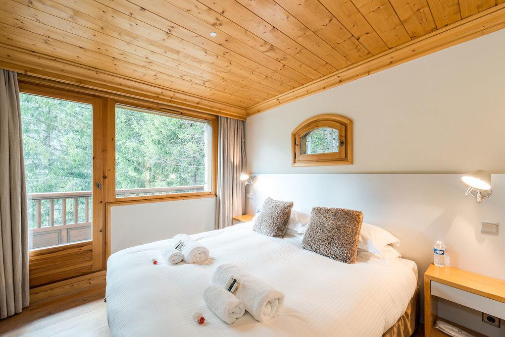Chalet Borealis - Bedroom 1