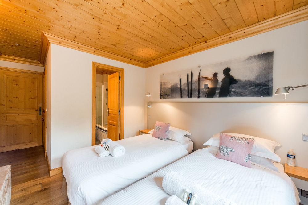 Chalet Borealis - Bedroom 3