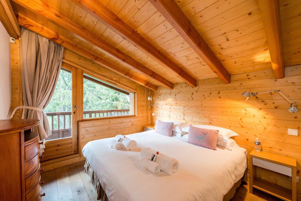 Chalet Borealis - Bedroom 4