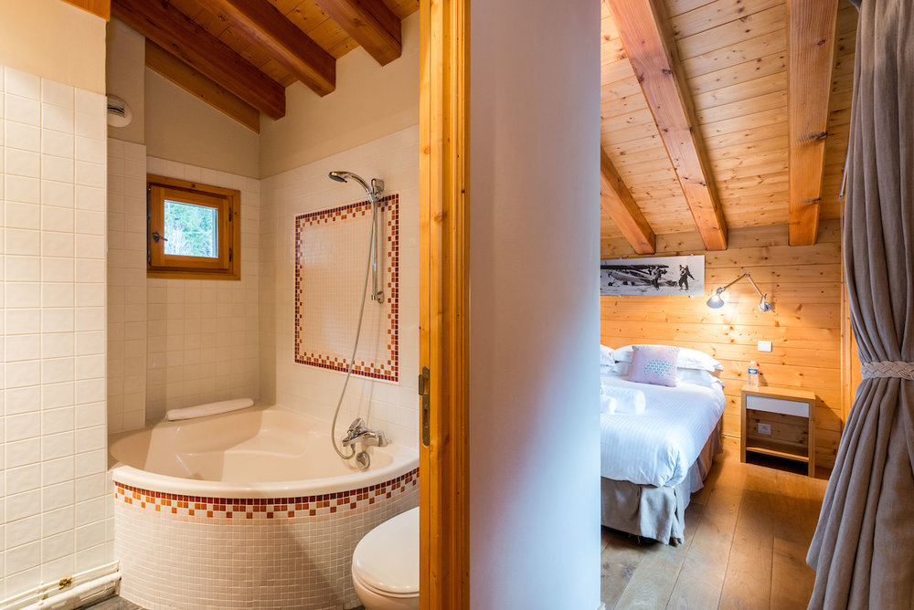 Chalet Borealis - Bedroom 5