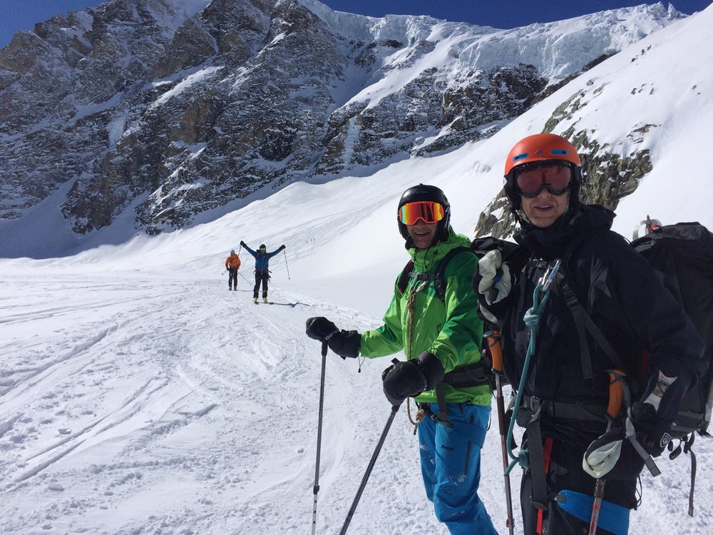 With This, Paul Is Able To Offer Off Piste Skiing, Touring, Heli Skiing,  Ice Climbing, ...