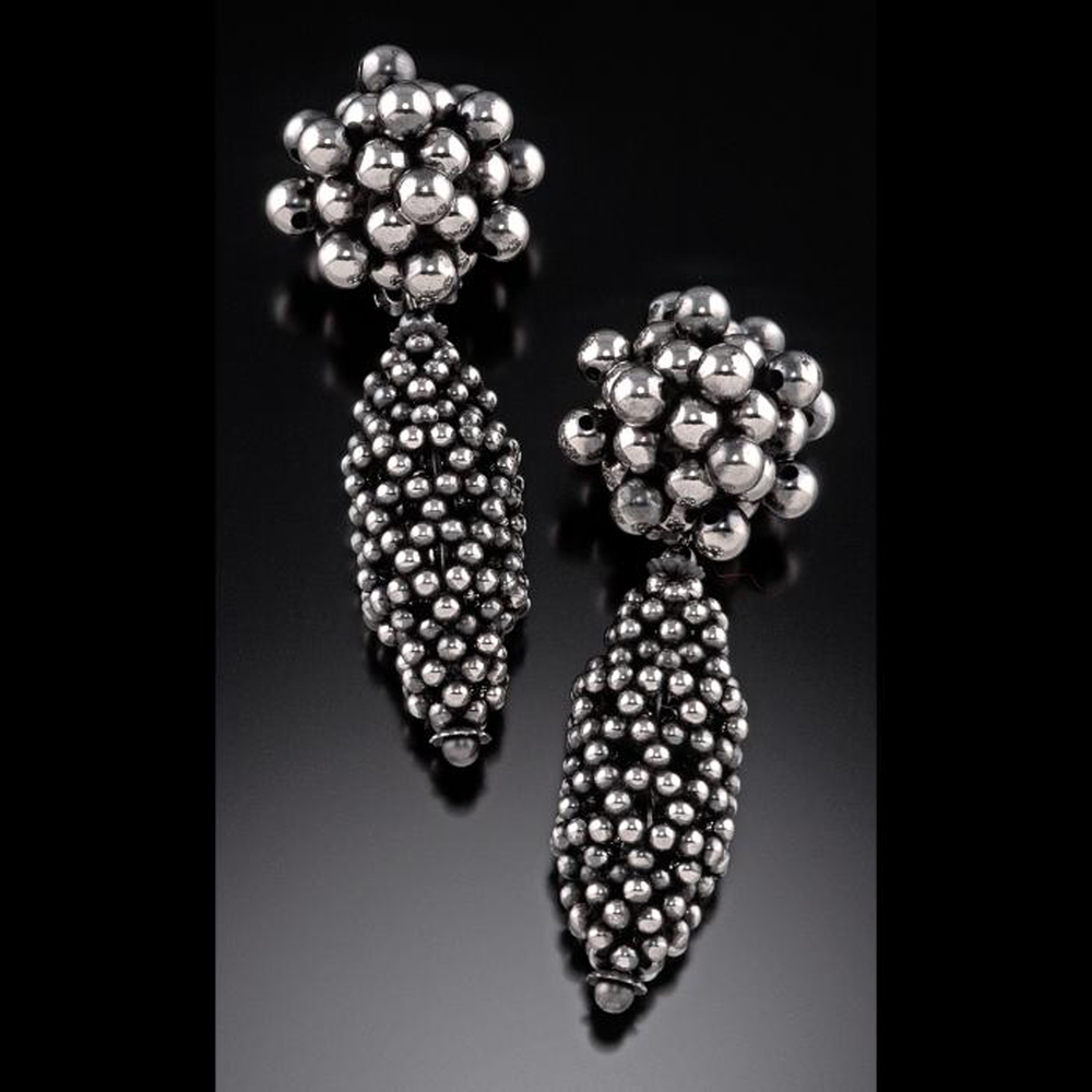 Lotus Clip Earrings with Drops.jpg