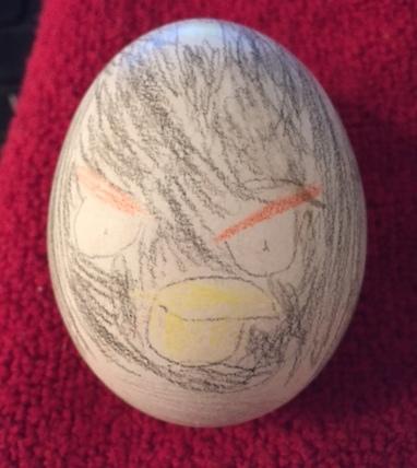 Hari's Angry Bird egg Easter 2016.jpg