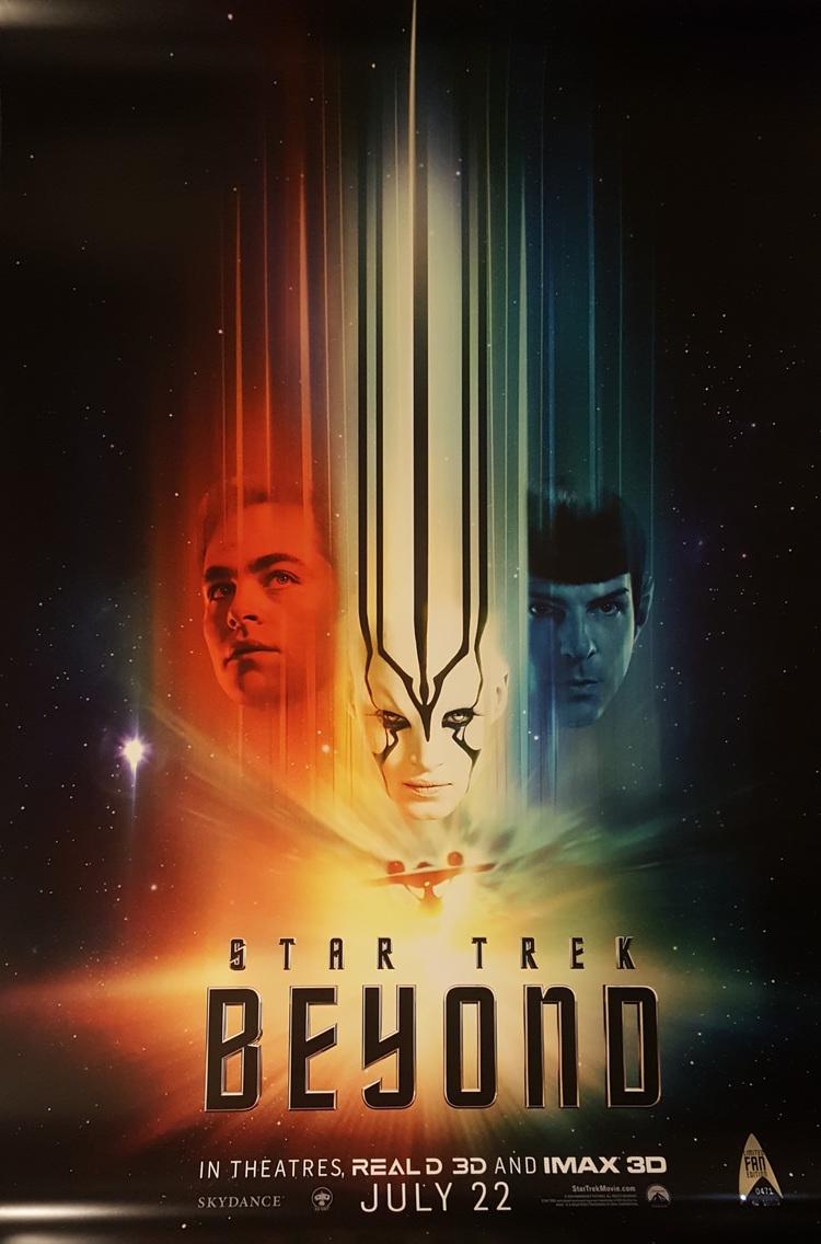 Star Trekl: Behind