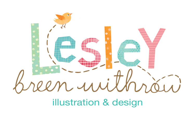 Lesley Breen Withrow Illustration & Design