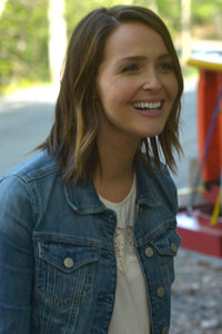 Camilla Luddington - born in the UK, with roles in Grey's Anatomy and True Blood