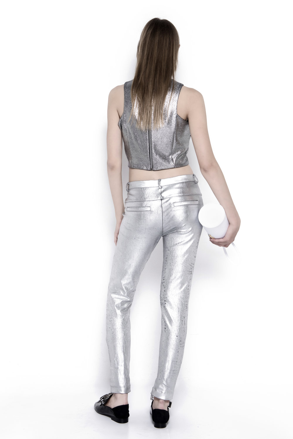 TOP STAR SHINE & PANTALON ASTOR