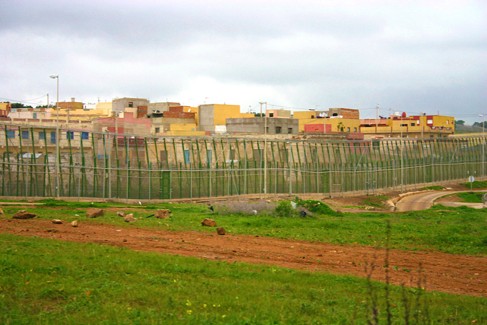 Melilla, Spain. 2007