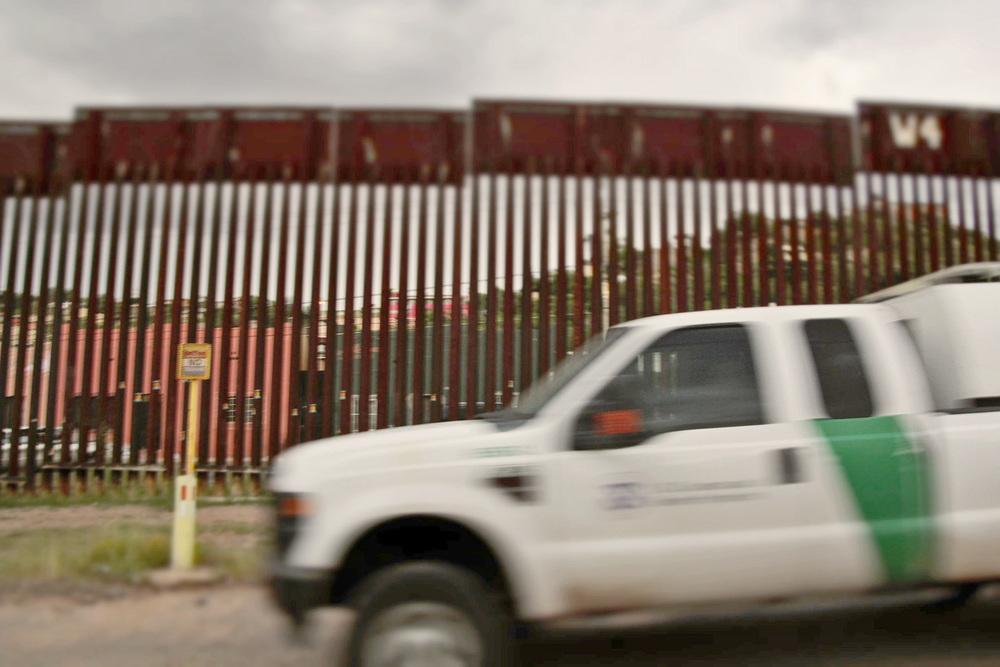 Nogales, Arizona, U.S. 2014