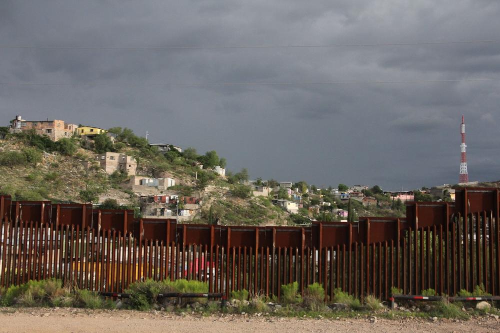 Nogales, Arizona. U.S. 2015