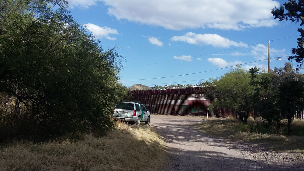 Nogales, Arizona, U.S. 2016