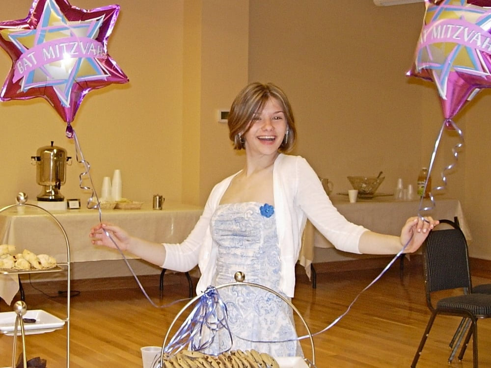 Alexa Night Before her Bat Mitzvah.JPG