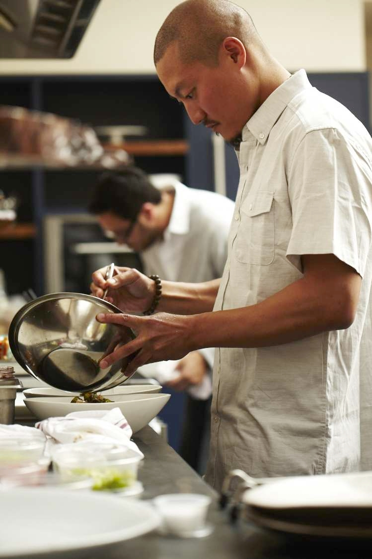 Potluck: San Francisco Magazine Best Chefs Awards 2012