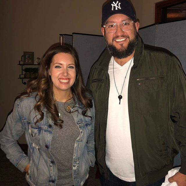 "This girl's album dropped today and it's 🔥🔥🔥. Been listening to ""Royalty"" and ""Defender"" (SO need these words today!) on repeat and still can't believe that I've had the honor of promoting ""The Breakup Sing"" to radio this year! Congrats to you @francescamusic and the entire @wordlabelgroup team! #christianmusic #francescabattistelli #newmusic"