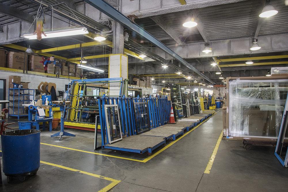 Manufacturing & Installation -
