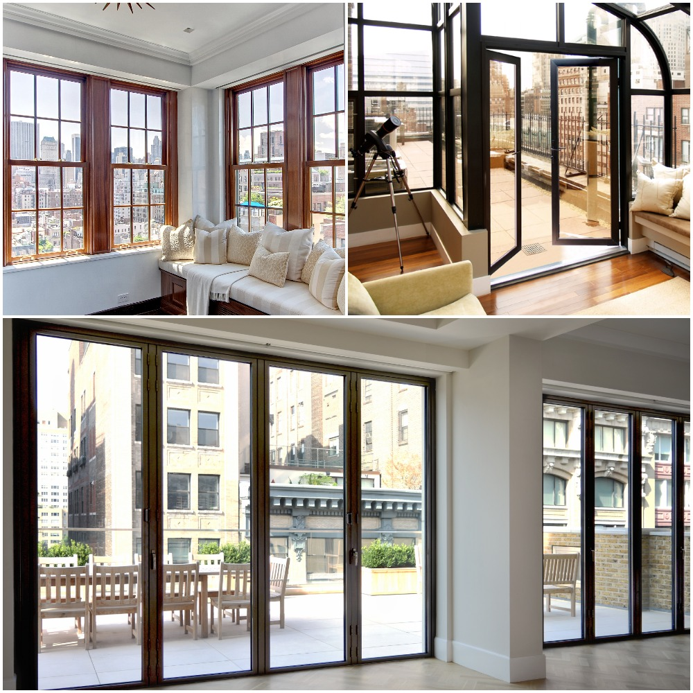 Panorama windows other products installations