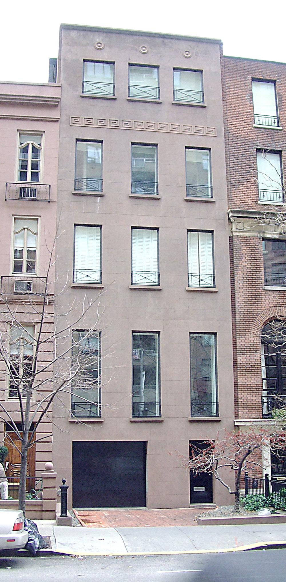 CP - Townhouse facade.JPG