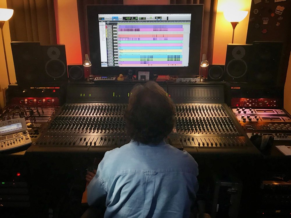 Mixing at the Wave Lab NYC
