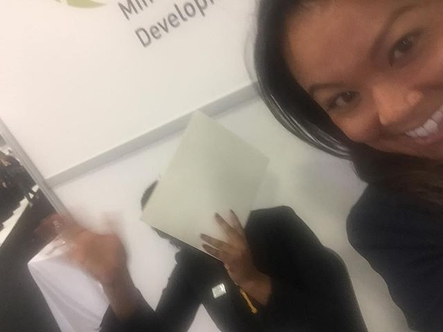 This is the pic you get when some colleagues are camera shy.... #nonprofit #diversity #tdconventioncenter #sponsor  #minority #minorityowned #spartanburg #supplierdevelopment #support #president #BMW #greenville #matchmaker #camerashy #selfie #selfiefail #lifeatthecouncil #whoisthat
