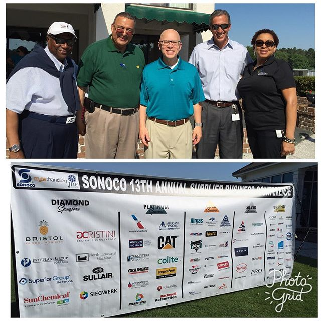 #Sonoco 13th Annual Supplier Business Conference off to an awesome start! . . #WeAreCVMSDC #golftournament #cvmsdc #nmsdc #sonoco #annual #corporatemember #supplierdiversity #minority #golf #countryclubofsouthcarolina #countryclub #florence #southcarolina #golfing #WeAreNMSDC #partnership #minorityowned #entrepreneur