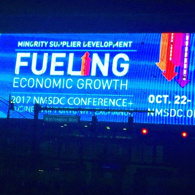 2017 NMSDC Conference + Business Opportunity Exchange . . . . . #NMSDC #Detroit #cobocenter #MBE #minoritybusiness #minoritybusinessowner #minorityowned #MBEsWhoRock #lifeatthecouncil #nonprofit #WeAreCVMSDC #diversity #diversitymatters #WeAreNMSDC