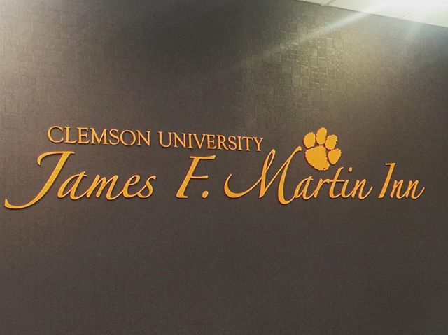 We look forward to seeing you tonight to our 11th Annual MBE Summit at Clemson University! #mbesummit #mbe #clemson #clemsonuniversity #supplierdiversity #minorityowned #bridgingthegap #supplier #diversity #clemson #southcarolina #jamesmartininn #conference #wearecvmsdc #wearenmsdc