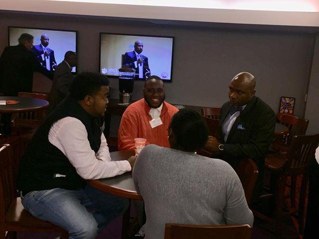 #DreamBuilders President & CEO Dr. Kenston Griffin spreading knowledge to #Clemson students. . . #clemson #clemsonuniversity #mbesummit #MBE #minorityowned #minoritysupplierdevelopment #diversity #wearecvmsdc #wearenmsdc  @dbcommunication