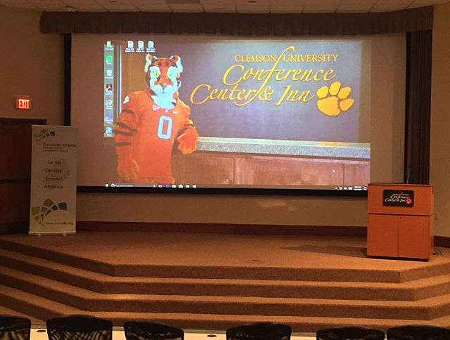 #Clemson is doing a great job  hosting #CVMSDC at its 11th Annual MBE Summit! . . . #clemson #clemsonuniversity #mbesummit #MBE #CorporateMembers #minoritybusiness #minorityowned #supplierdiversity #minoritysupplierdevelopment #wearenmsdc #wearecvmsdc