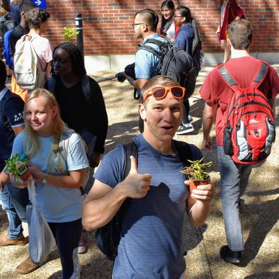 Photo Courtesy Collegiate Plant Initiative