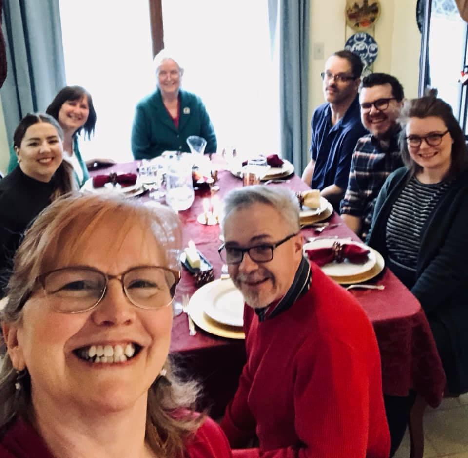 Family Christmas Dinner 2018