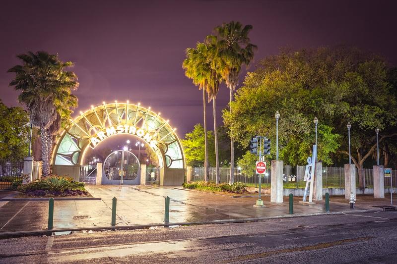 Evacuspot 11: Louis Armstrong Park