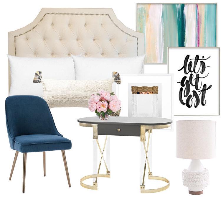 Boho Glam Bedroom Refresh Stafford Bensen