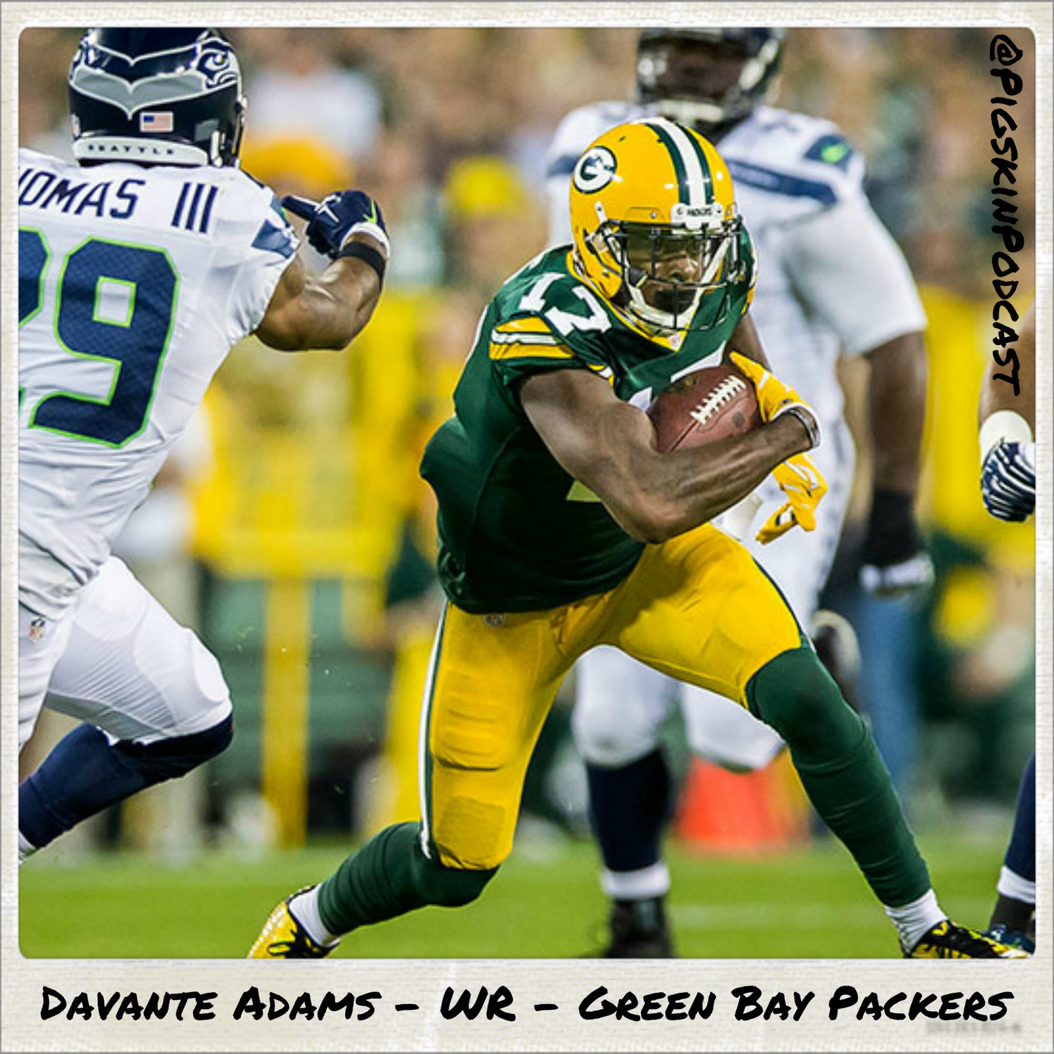 finest selection 0a5d7 dd3ef Adams has been a sore-spot for many fantasy expert over the years. The  consensus thinking was Adams was to have a breakout season in 2015.