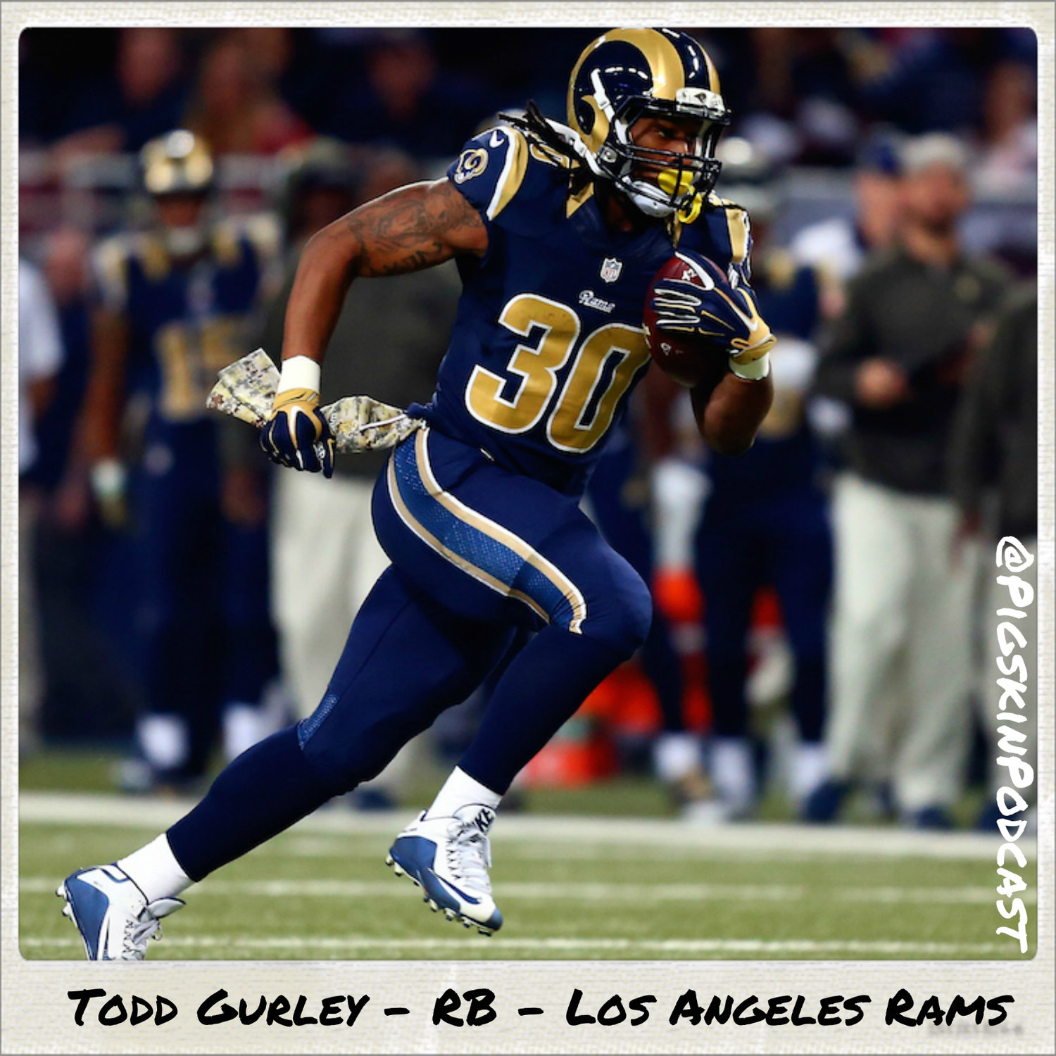 huge discount 87814 1f61d As bad as Lamar Miller was last season, another first round running back  performed even worse - Todd Gurley. Gurley was part of the worst offense in  the NFL ...