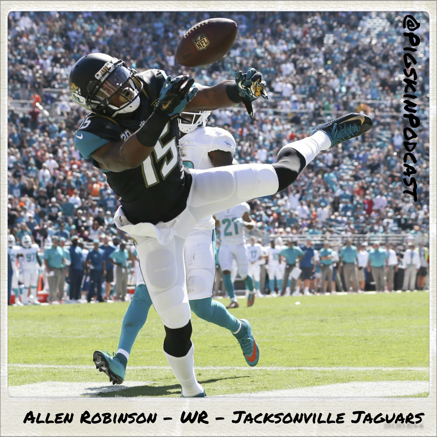 dd34410fe After an incredible season in which Robinson finished as the WR4 with 1400  receiving yards and 14 touchdowns, this was not the season Allen Robinson  wanted ...