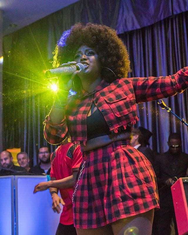Shot @amaralanegraaln at @artbasel when she was performing at @toast. What an amazing artist and singer. I feel in love with her first single in English. Go check her out!