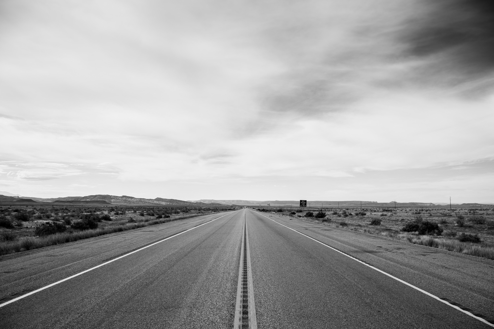Road to Moab and Arches National Park