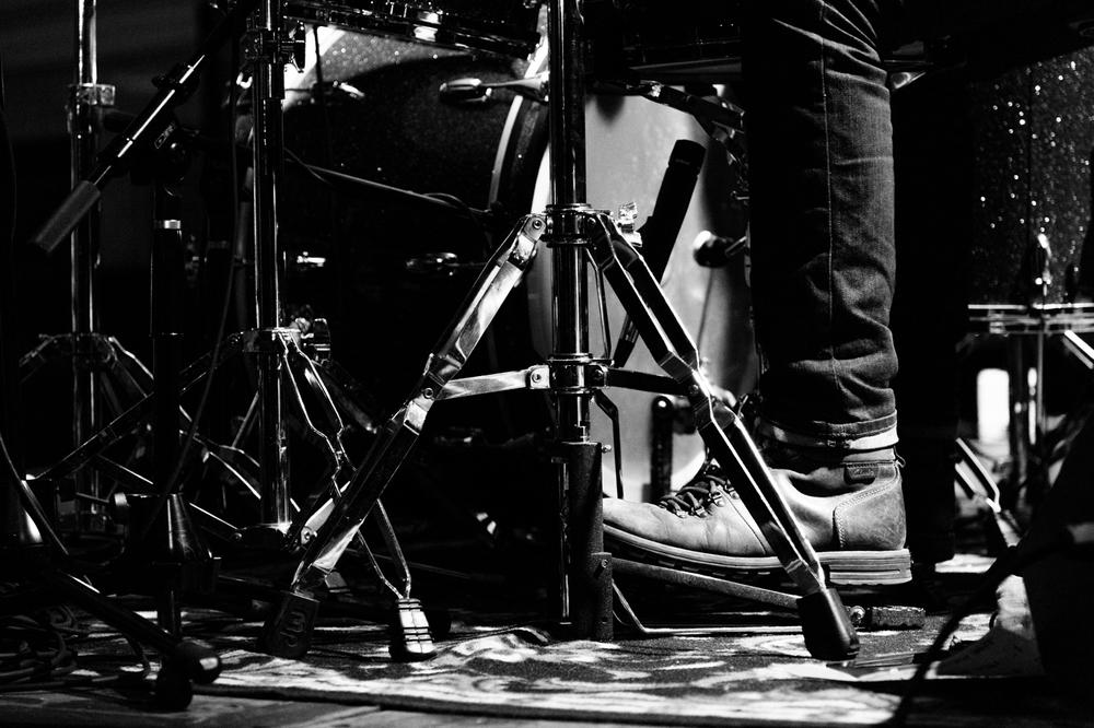 Kevin Etzler Drumming