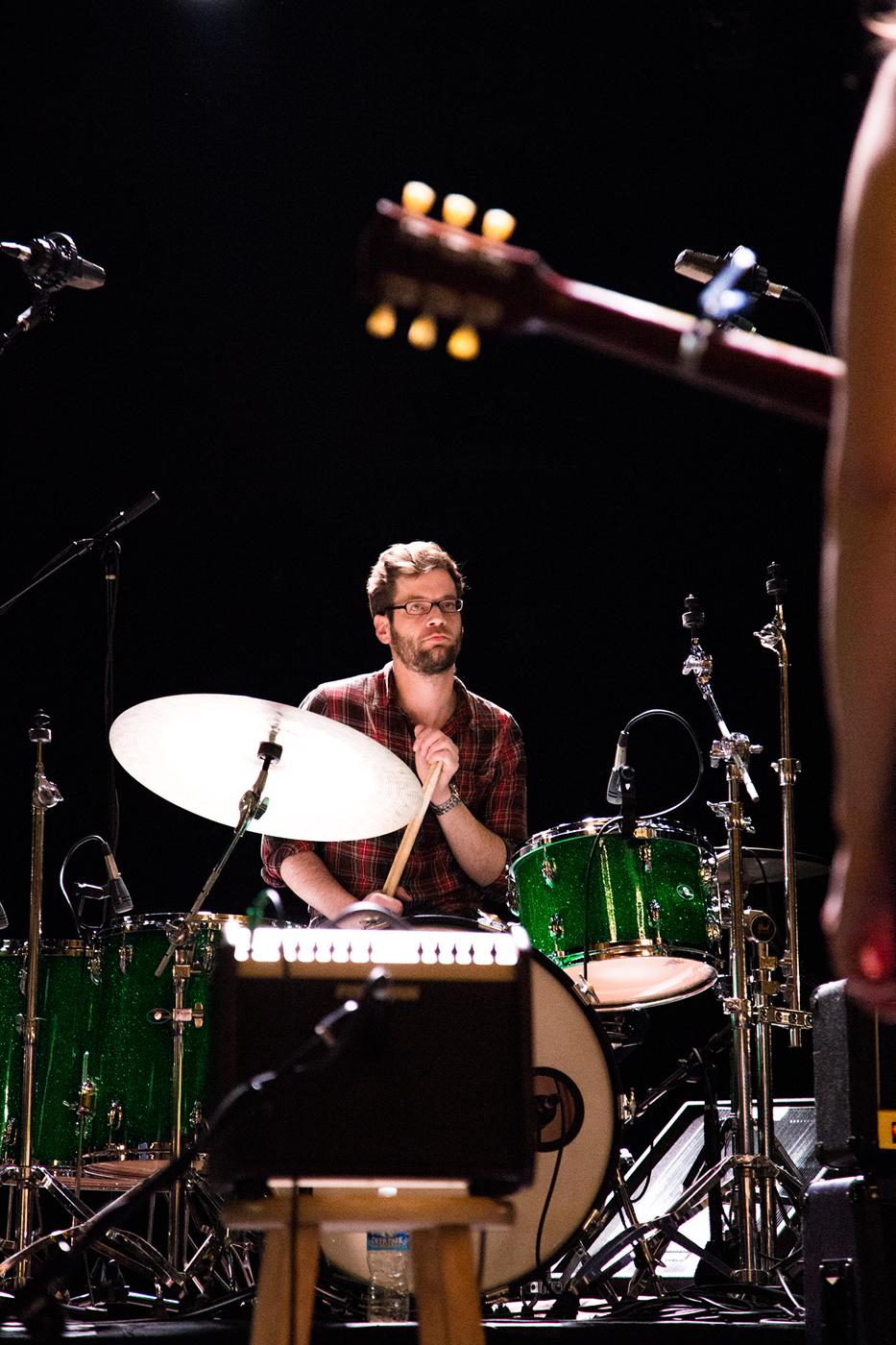 Drummer Kevin Etzler
