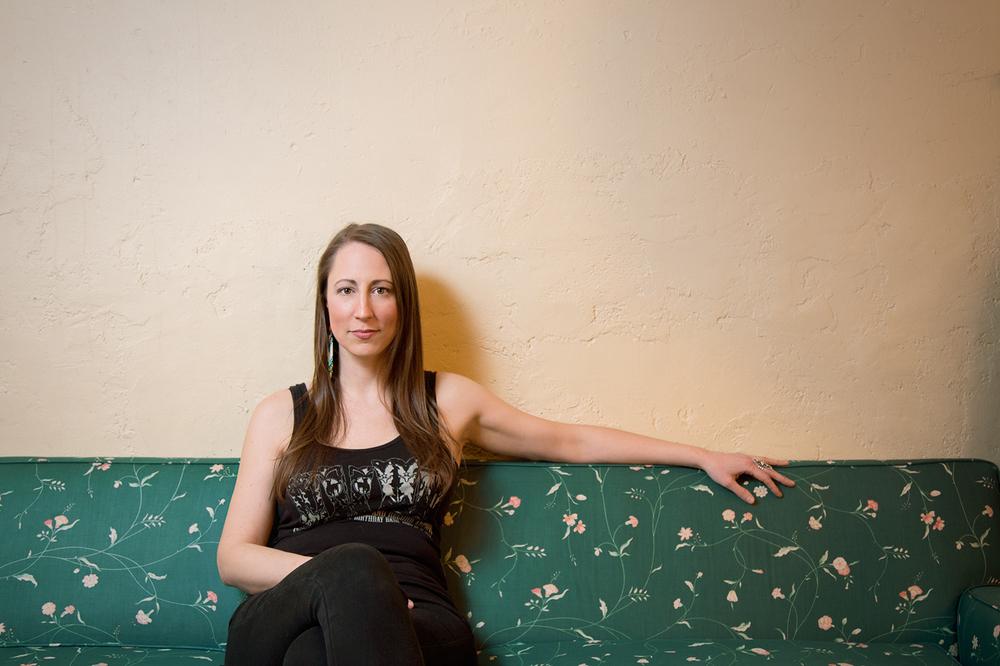 Portrait of Katie Powderly
