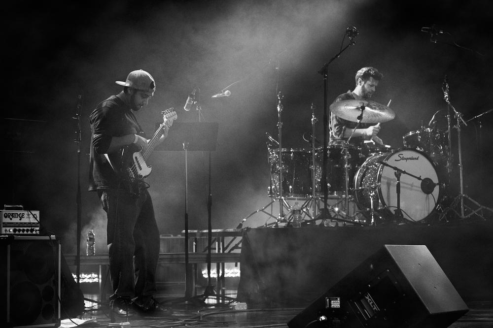 Evan Durr and Kevin Etzler in Rhythm