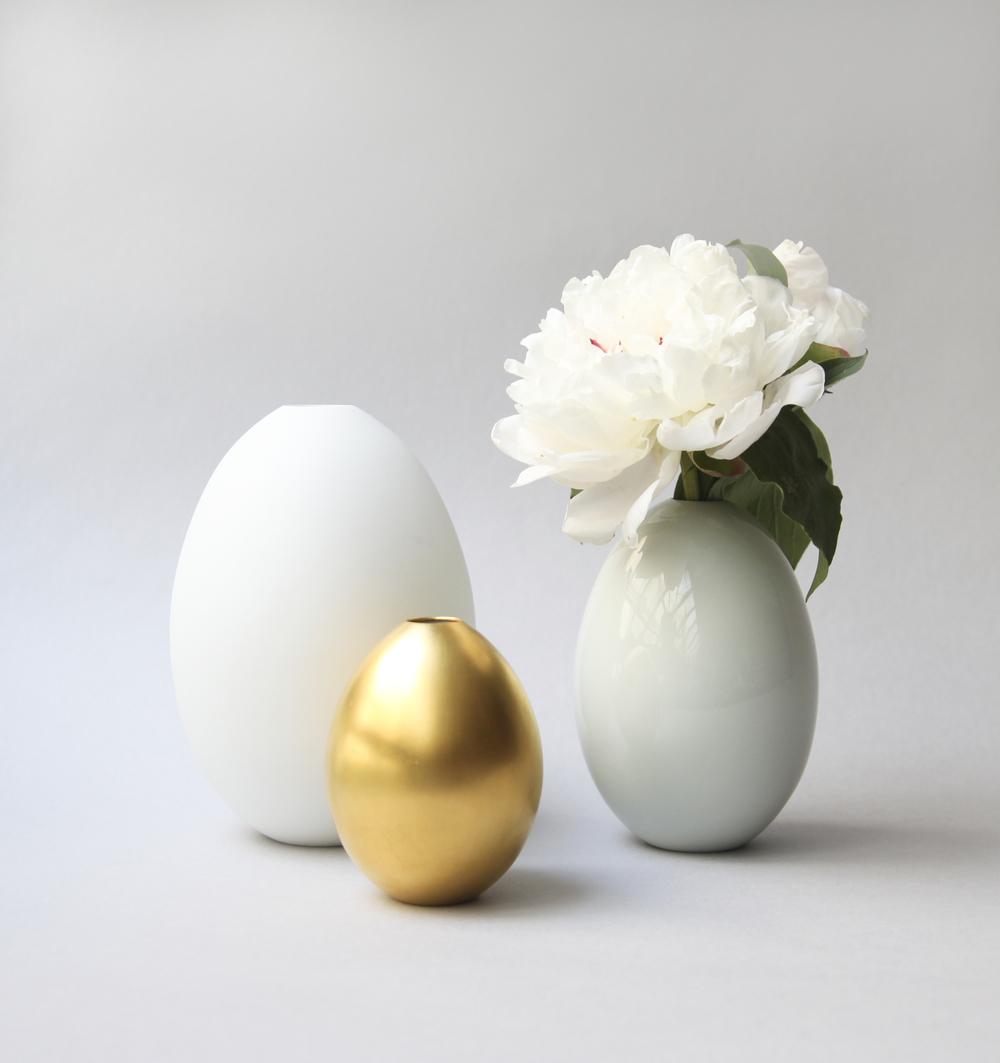 Egg Vases