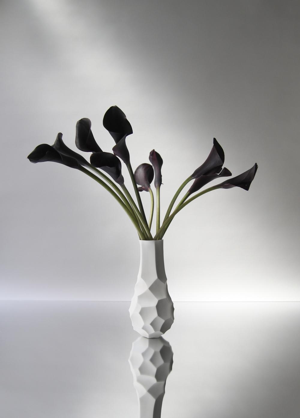 Ted Muehling Nymphenburg Tortoise Vase