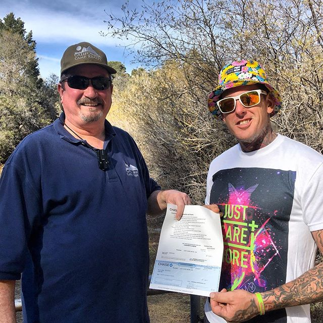 Today we bought our first Camp Care More! Little intimidating but we got this, 5 acres in Whitewood CA top of the mountain with so much good to come. . . .#whowantstochangetheworld? #JustCareMore  #CaptainManicorn #JustCareMore #Adventure #Actionsports #Skydive #Wingsuit #BASE #Saltlife #Surt #Motocross #DownhillMTB #Nonprofit #NitroCircus #FlyAerodyne #Actionsportspole #saltlife #CampCareMore #Colorfunfest #colorfunfest5k