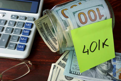 401k investment selection