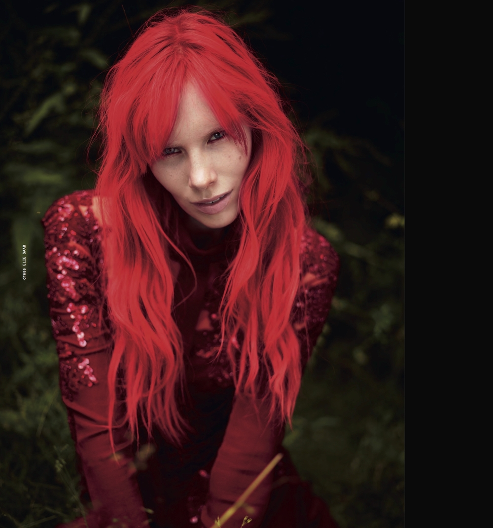 Hunger 9 - Red Hair don't Care