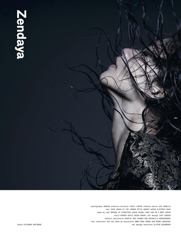 Hunger 9 - Zendaya