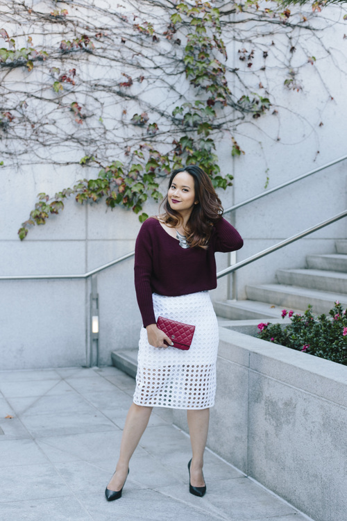 work_outfit_featuring_banana_republic_pencil_skirt